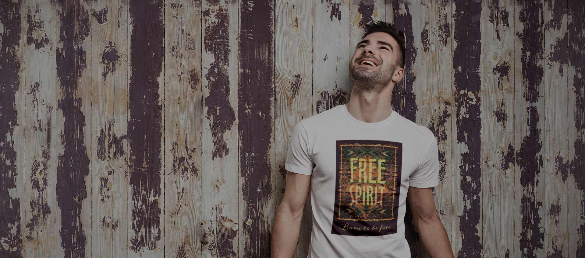מגוון עיצובים להדפסים על חולצות