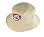 הדפסה על כובע רחב שוליים