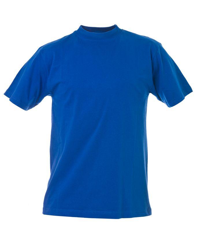 חולצת טריקו כחולה