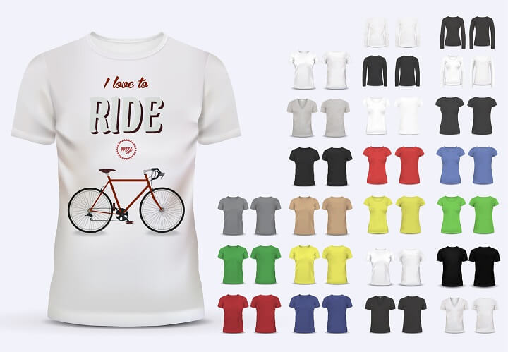 הדפסה על חולצות בעיצוב אישי