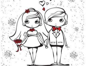 הדפסה על חולצה לחתונה התאמה אישית