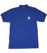 חולצת פולו כחולה