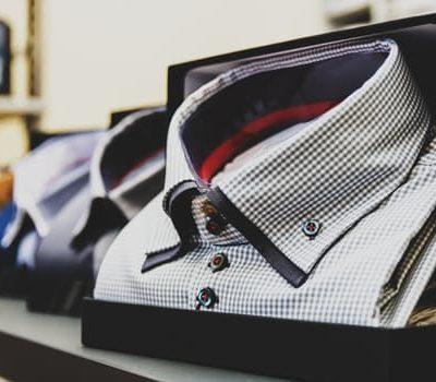 חולצת פולו משובצת